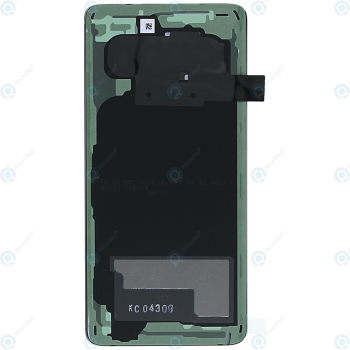 Samsung Galaxy S10 (SM-G973F) Battery cover prism black GH82-18378A_image-1
