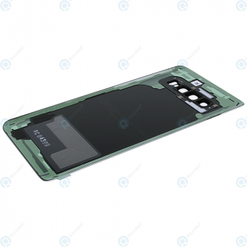 Samsung Galaxy S10 (SM-G973F) Battery cover prism black GH82-18378A_image-3