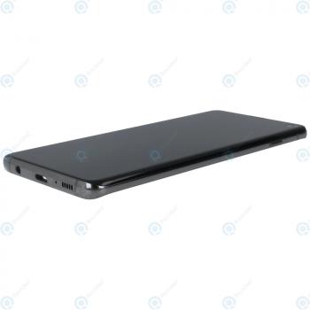 Samsung Galaxy S10 (SM-G973F) Display unit complete prism black GH82-18850A_image-1
