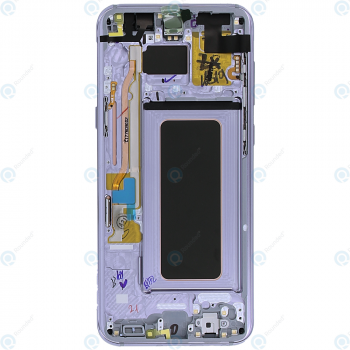 Samsung Galaxy S8 Plus (SM-G955F) Display unit complete violet GH97-20564C GH97-20470C_image-2
