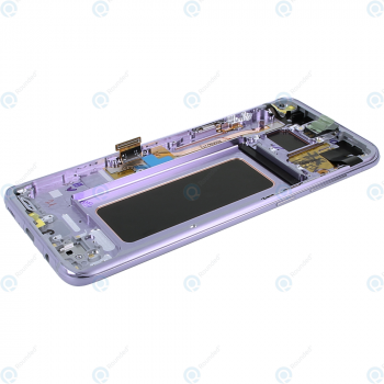 Samsung Galaxy S8 Plus (SM-G955F) Display unit complete violet GH97-20564C GH97-20470C_image-5