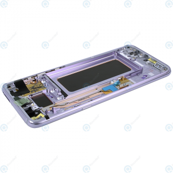 Samsung Galaxy S8 Plus (SM-G955F) Display unit complete violet GH97-20564C GH97-20470C_image-6