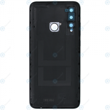 Huawei P smart+ 2019 Battery cover midnight black_image-1