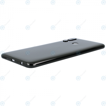 Huawei P smart+ 2019 Battery cover midnight black_image-2