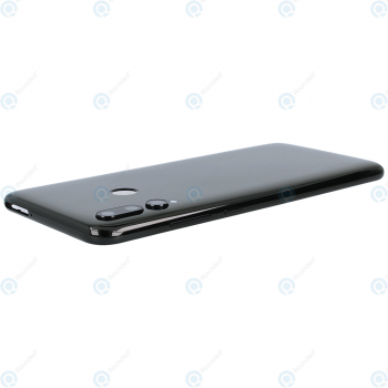 Huawei P smart+ 2019 Battery cover midnight black_image-3