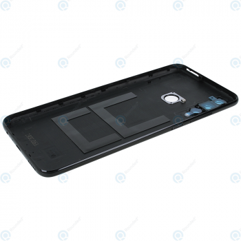 Huawei P smart+ 2019 Battery cover midnight black_image-4