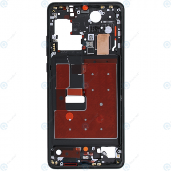 Huawei P30 Pro (VOG-L09 VOG-L29) Front cover black_image-1