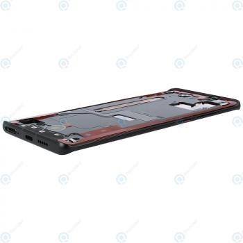 Huawei P30 Pro (VOG-L09 VOG-L29) Front cover black_image-2