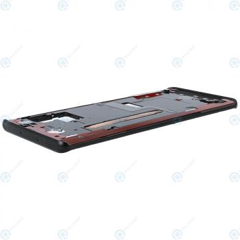 Huawei P30 Pro (VOG-L09 VOG-L29) Front cover black_image-3