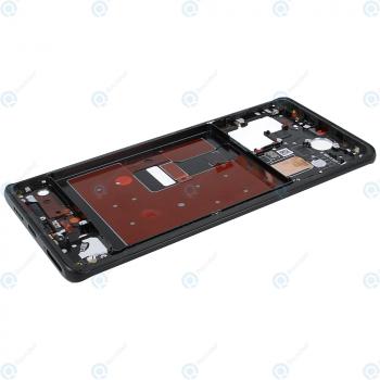Huawei P30 Pro (VOG-L09 VOG-L29) Front cover black_image-4