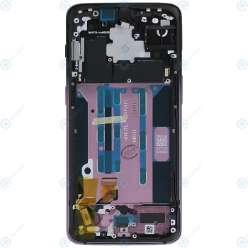 OnePlus 6T (A6010 A6013) Display unit complete thunder purple 2011100042_image-6