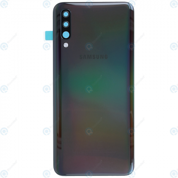 Samsung Galaxy A50 (SM-A505F) Battery cover black GH82-19229A