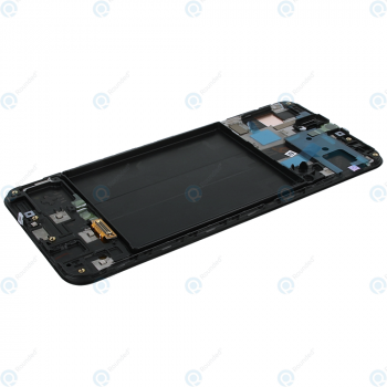 Samsung Galaxy A50 (SM-A505F) Display module LCD + Digitizer black GH82-19204A_image-2
