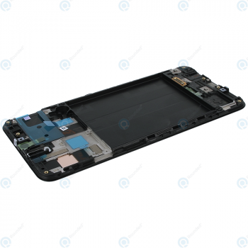 Samsung Galaxy A50 (SM-A505F) Display module LCD + Digitizer black GH82-19204A_image-3