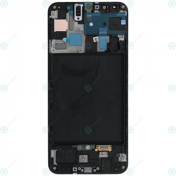 Samsung Galaxy A50 (SM-A505F) Display module LCD + Digitizer black GH82-19204A_image-5