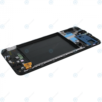 Samsung Galaxy A70 (SM-A705F) Display module LCD + Digitizer black GH82-19747A_image-2