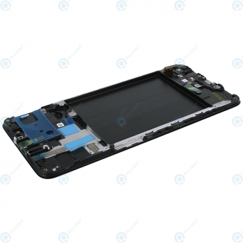 Samsung Galaxy A70 (SM-A705F) Display module LCD + Digitizer black GH82-19747A_image-3