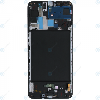 Samsung Galaxy A70 (SM-A705F) Display module LCD + Digitizer black GH82-19747A_image-5