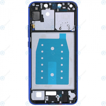 Huawei P smart+ 2019 Front cover starlight blue_image-1