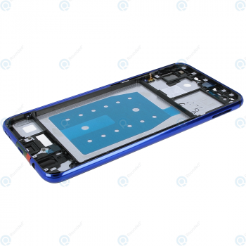 Huawei P smart+ 2019 Front cover starlight blue_image-2