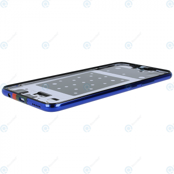 Huawei P smart+ 2019 Front cover starlight blue_image-4
