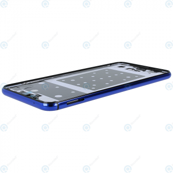 Huawei P smart+ 2019 Front cover starlight blue_image-5