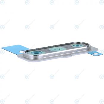 Samsung Galaxy A50 (SM-A505F) Camera frame white GH98-44064B_image-2