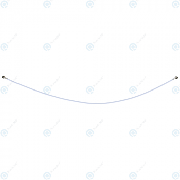 Samsung Galaxy A70 (SM-A705F) Antenna cable 125.7mm white GH39-02014A