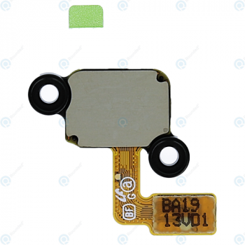 Samsung Galaxy A70 (SM-A705F) Fingerprint sensor black GH96-12467A_image-1