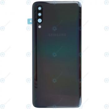 Samsung Galaxy A70 (SM-A705F) Battery cover black GH82-19796A