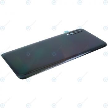Samsung Galaxy A70 (SM-A705F) Battery cover black GH82-19796A_image-2
