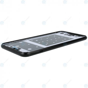 Huawei P smart+ 2019 Front cover midnight black_image-3