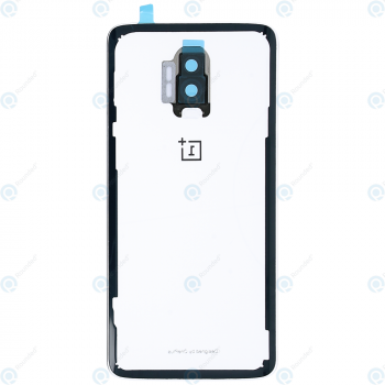 OnePlus 6T (A6010 A6013) Battery cover transparent_image-1