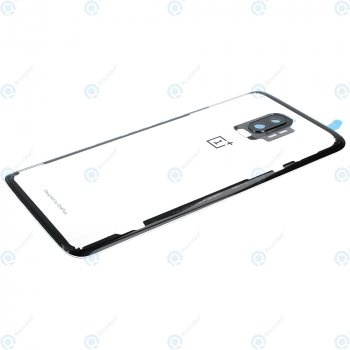 OnePlus 6T (A6010 A6013) Battery cover transparent_image-2