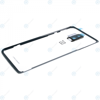 OnePlus 6T (A6010 A6013) Battery cover transparent_image-3