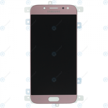 Samsung Galaxy J5 2017 (SM-J530F) Display module LCD + Digitizer pink GH97-20738D_image-2