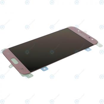 Samsung Galaxy J5 2017 (SM-J530F) Display module LCD + Digitizer pink GH97-20738D_image-4