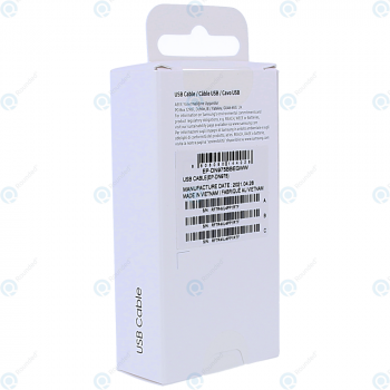 Samsung Data USB cable type-C 5A black (EU Blister) EP-DN975BBEGWW_image-1