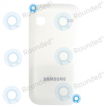 Samsung S5660 Galaxy Gio Battery cover, Back cover White  spare part