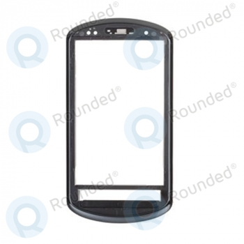 Huawei U8800 IDEOS X5 front cover black