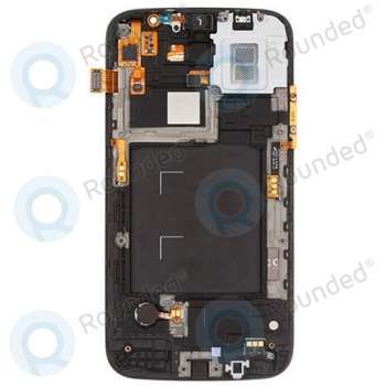 Samsung galaxy mega 5 8 i9152 lcd scherm met digitizer en behuizing voorzijde wit - Wit scherm ...