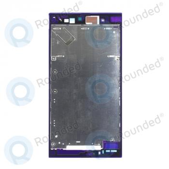 Sony Z Ultra Frontcover purple