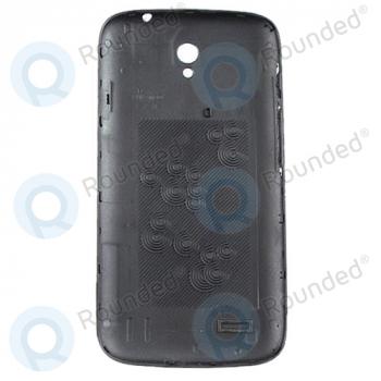 Huawei Ascend G610 Battery cover black  image-1