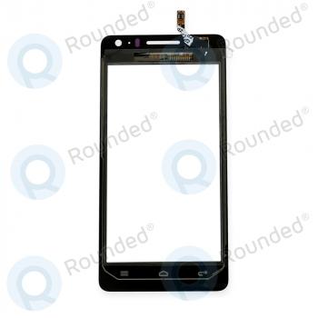 Huawei Huawei G615. Digitizer white  image-1