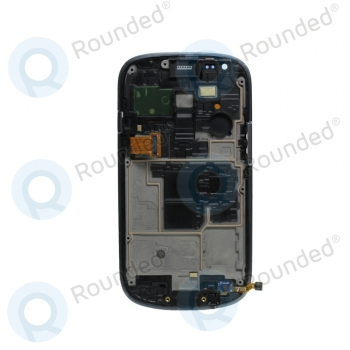 Samsung Galaxy S3 Mini (I8190) Display unit complete brown image-2