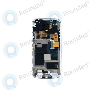 Samsung Galaxy S4 Mini (I9195) Display unit complete blue (GH97-14766C) image-2