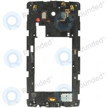 LG G4 (H815) Middle cover incl. loudspeaker module  image-1