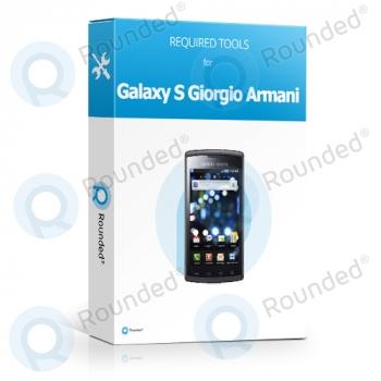 Reparatie pakket Samsung Galaxy S Giorgio Armani (i9010)