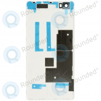 Huawei P8 Lite Battery cover white  image-1