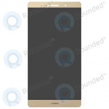 Huawei P8 Max Display module LCD + Digitizer gold